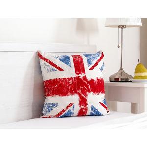B.E.S. Petrovice Dekorační polštářek 45x45 - Union Jack