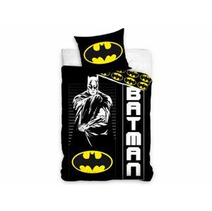 TipTrade Bavlněné povlečení 140x200 + 70x90 cm - Batman Strážce noci