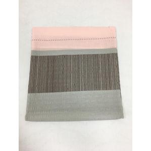 B.E.S. Petrovice Krepový bavlněný povláček na polštářek 40x40cm vzor Pink